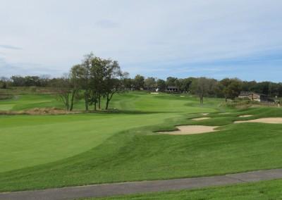 University Ridge Golf Course Hole 9 Fairway