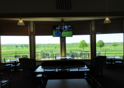 Washington County Golf Course Clubhouse Windows