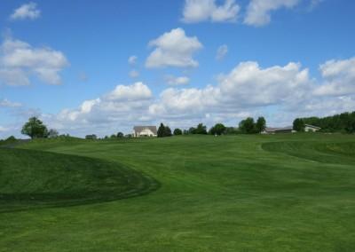 Washington County Golf Course Hole 1 Fairway