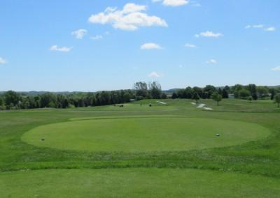 Washington County Golf Course Hole 1 Tee