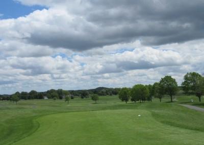 Washington County Golf Course Hole 10 Tee