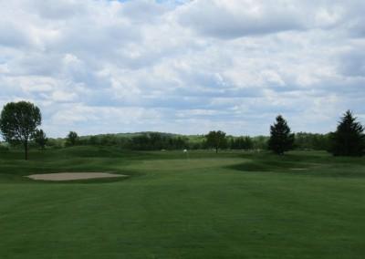Washington County Golf Course Hole 11 Approach