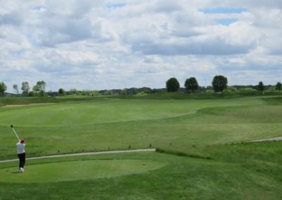 Washington County Golf Course Hole 11 Forward Tee
