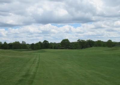 Washington County Golf Course Hole 12 Approach