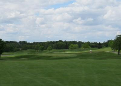 Washington County Golf Course Hole 13 Approach