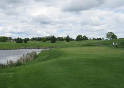 Washington County Golf Course Hole 14