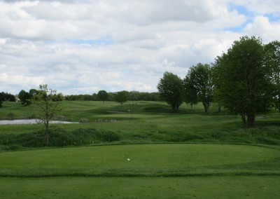 Washington County Golf Course Hole 14 Tee