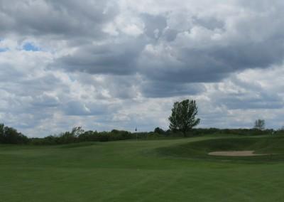 Washington County Golf Course Hole 15 Approach