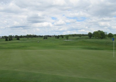Washington County Golf Course Hole 15 Green