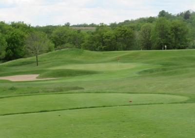 Washington County Golf Course Hole 16 Forward Tee