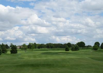 Washington County Golf Course Hole 17 Approach