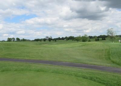 Washington County Golf Course Hole 17 Tee