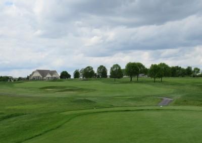 Washington County Golf Course Hole 18 Tee