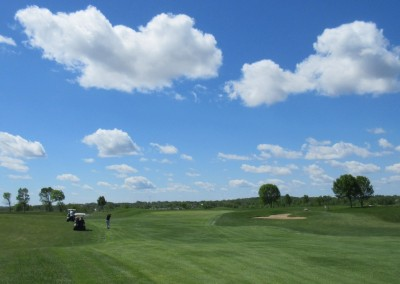Washington County Golf Course Hole 2 Approach