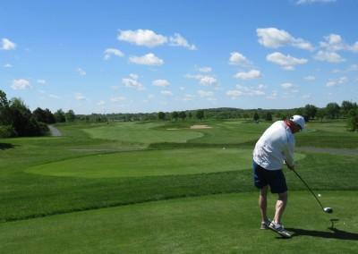 Washington County Golf Course Hole 2 Tee