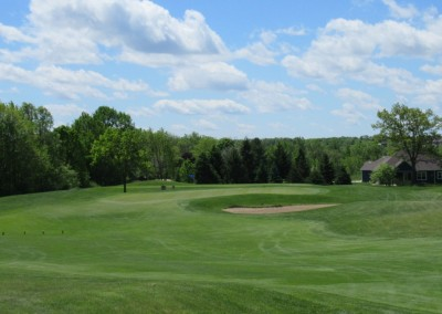 Washington County Golf Course Hole 3 Approach