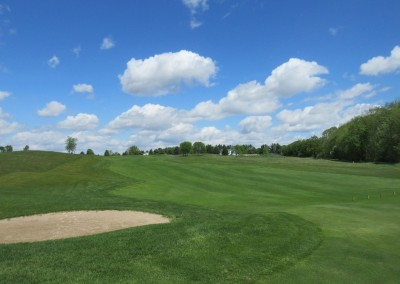 Washington County Golf Course Hole 3 Fairway