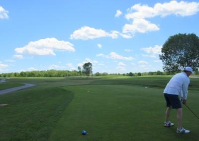 Washington County Golf Course Hole 3 Tee