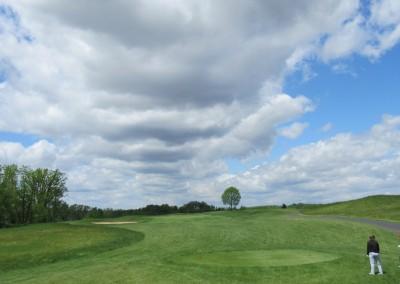 Washington County Golf Course Hole 4 Forward Tee