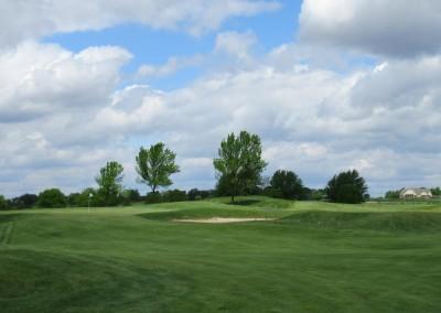 Washington County Golf Course Hole 5 Approach