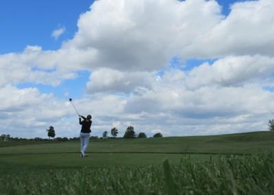 Washington County Golf Course Hole 5 Forward Tee