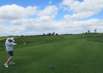 Washington County Golf Course Hole 5 Tee