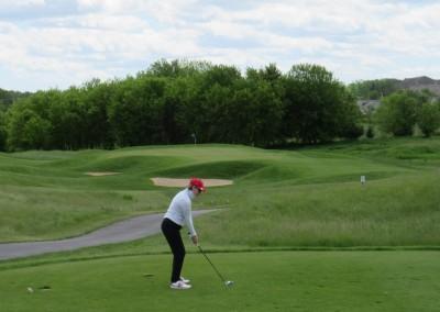 Washington County Golf Course Hole 6 Forward Tee