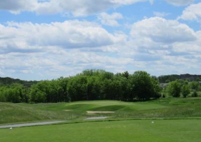 Washington County Golf Course Hole 6 Tee