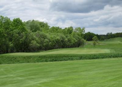 Washington County Golf Course Hole 7 Approach
