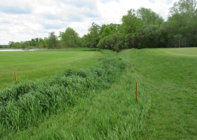 Washington County Golf Course Hole 7 Hazard