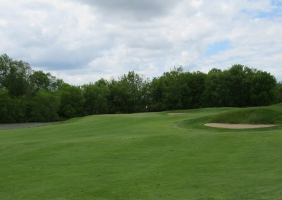 Washington County Golf Course Hole 8 Approach