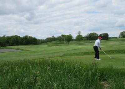 Washington County Golf Course Hole 8 Forward Tee
