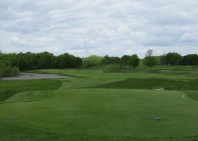 Washington County Golf Course Hole 8 Tee