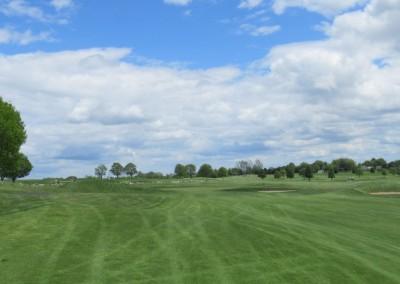 Washington County Golf Course Hole 9 Approach