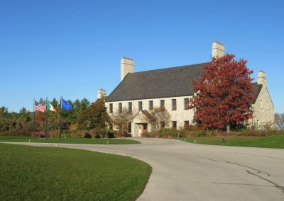 Whistling Straits - Clubhouse
