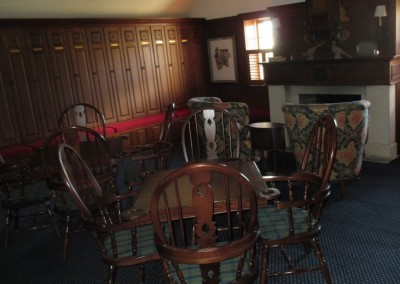 Whistling Straits - Clubhouse Locker Room Tables