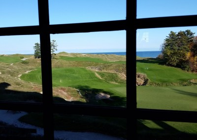 Whistling Straits - Clubhouse Pub View