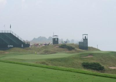Whistling Straits Straits Course 2015 PGA Hole 12 Tee