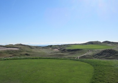 Whistling Straits - Straits Course Hole 1 Outward Bound Tee