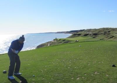 Whistling Straits - Straits Course Hole 3 O' Man Tee