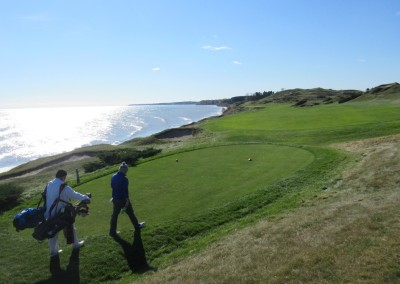 Whistling Straits - Straits Course Hole 4 Glory
