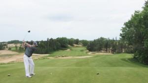 Sand Valley Golf Resort Hole 9 Tee Jason