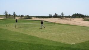 Sand Valley Golf Resort Tennis Court