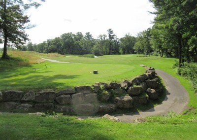 Trappers Turn Golf Club Arbor Hole 3 Tee