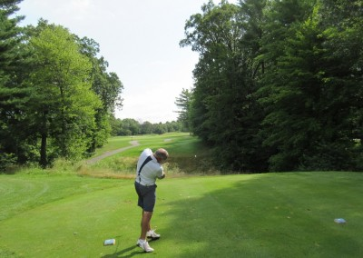 Trappers Turn Golf Club Arbor Hole 4 Tee