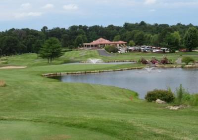 Trappers Turn Golf Club Arbor Hole 7 Forward Tee