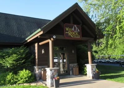 Wild Rock Golf Club Clubhouse