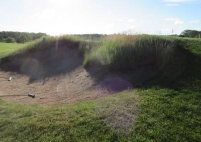 Wild Rock Golf Club Hole 1 Bunker