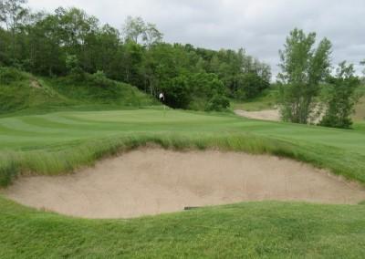 Wild Rock Golf Club Hole 14 Green