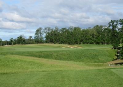 Wild Rock Golf Club Hole 2 Tee